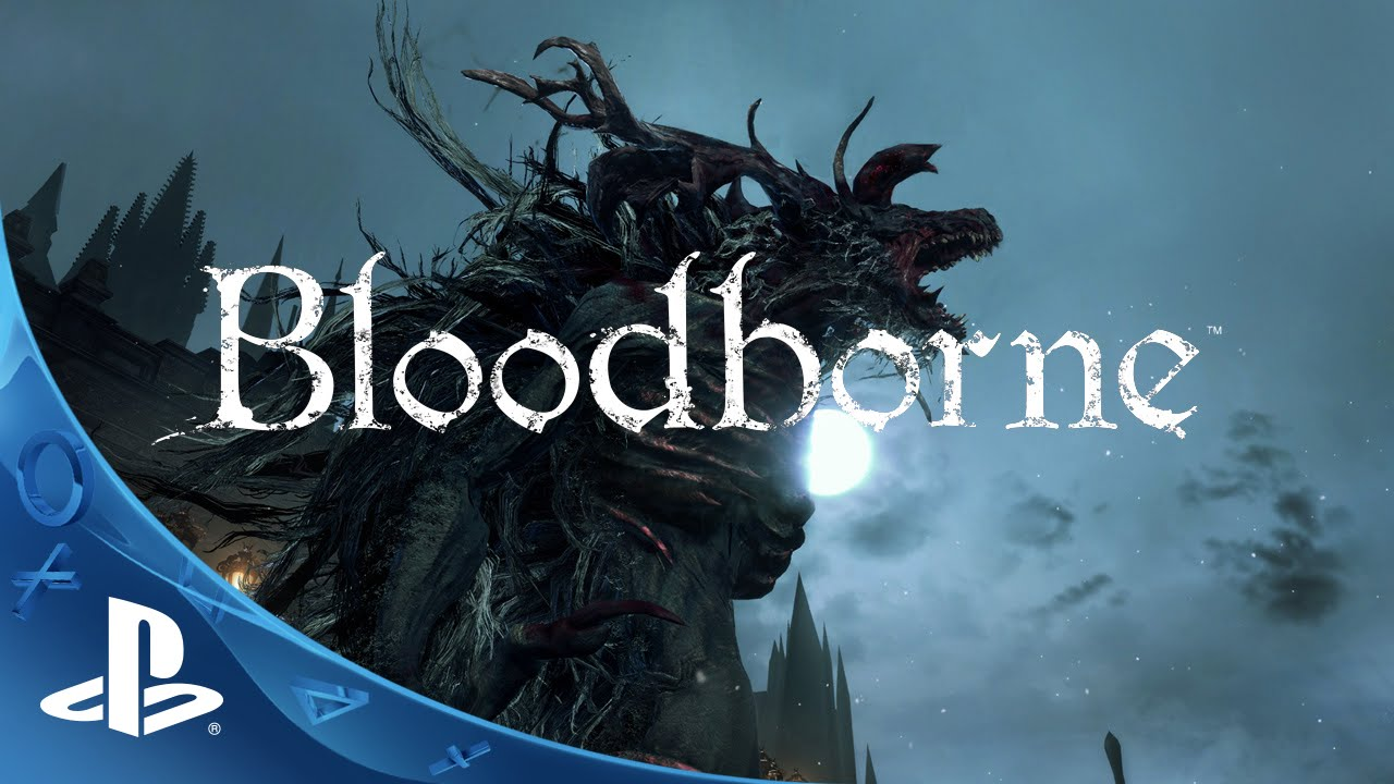 Bloodborne on PS4: New Combat Details