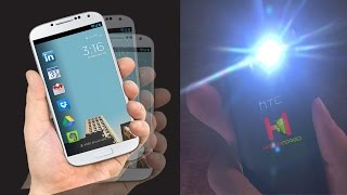 How to Turn ON Flashlight in Any Android Phone from JUST Shaking Phone