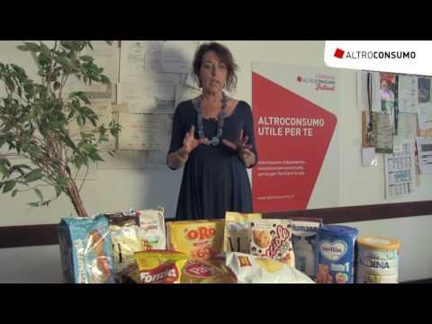 Olio di palma e i prodotti per neonati e bambini