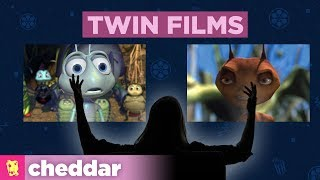 Why Are Identical Movies Released at the Same Time? - Cheddar Explains