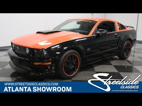 2006 Ford Mustang (CC-1430110) for sale in Lithia Springs, Georgia