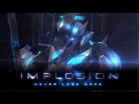 Offical Implosion - Never Lose Hope (by Rayark Inc.) Launch Trailer (iOS) thumbnail