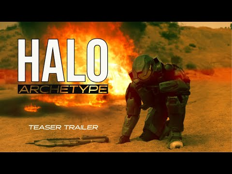 Watch A Spartan Take Down A Banshee In This Fan-Made Halo Trailer