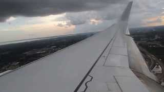American Airlines 1772 Landing TPA