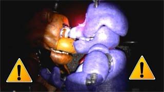 Five Nights at Freddy's 1 3D Free Roam Unreal Engine 4 (NEW FNaF)