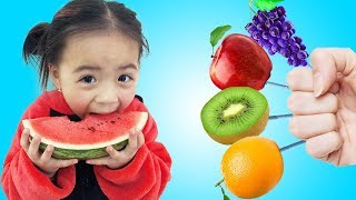 Learn Colors and Names of Vegetables - Educational Video for Children | 子供と赤ちゃんのための歌