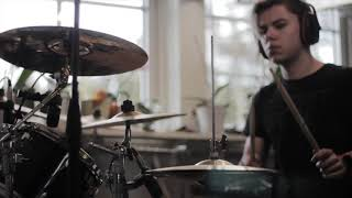 How Can I Forget   Ryan Riback Remix   MKTO   Drum Cover
