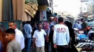 preview picture of video 'JORDAN: Streets of Amman Downtown'