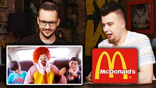 Obejrzeliśmy ZAKAZANĄ Reklamę McDonald's