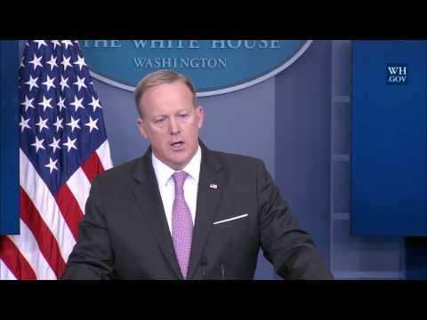 4/13/17: White House Press Briefing