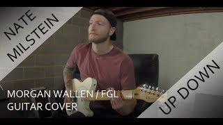 Morgan Wallen   Up Down Ft. Florida Georgia Line (Guitar Cover)