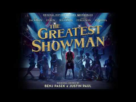 The Greatest Showman Cast - Tightrope (Official Audio)