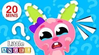 Where are my Bunny Ears? | Kids Songs & Nursery Rhymes by Little Angel
