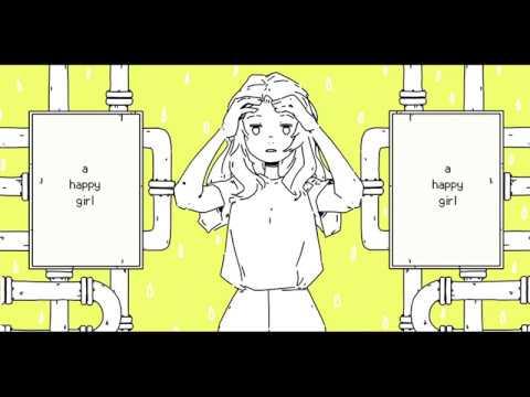 【Yuzuki Yukari】happy girl【VOCALOID Original】