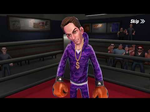 Boxing Star Gameplay: BOSS FIGHT AGAINST SAM, CLOSE FIGHT