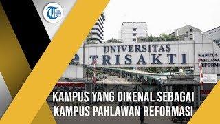Universitas Trisakti, Universitas yang Didirikan Pemerintah Republik Indonesia pada 29 November1965