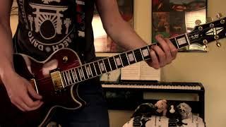 Dan Schultz - Straight Through The Heart - Dio - Guitar Cover