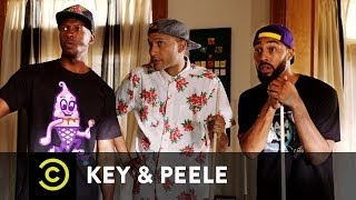 Pussy on the Chainwax - Key & Peele