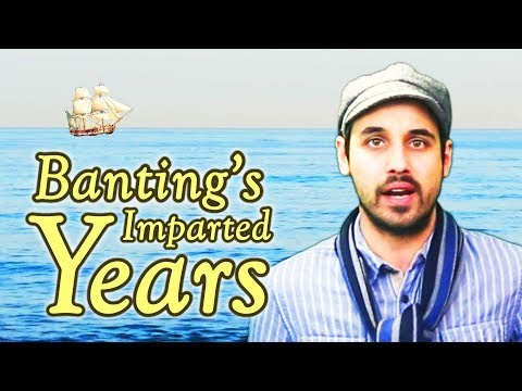 Banting's Imparted Years: A Scientific Sea Shanty | A Capella Science