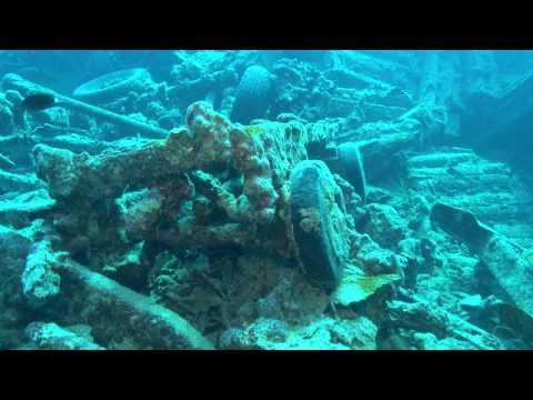 Thistlegorm (Wracktauchgang), Wrack der SS Thistlegorm (Sharm El Sheikh),Ägypten