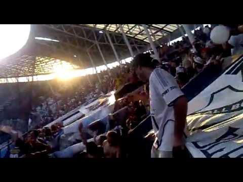 """""""Yo que naci en Floresta.. Racing vs. All Boys"""" Barra: La Peste Blanca • Club: All Boys"""