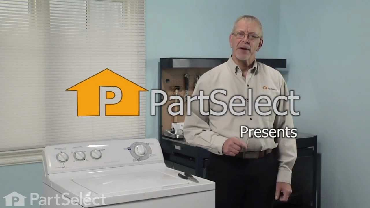 Replacing your General Electric Washer Timer Knob Clip