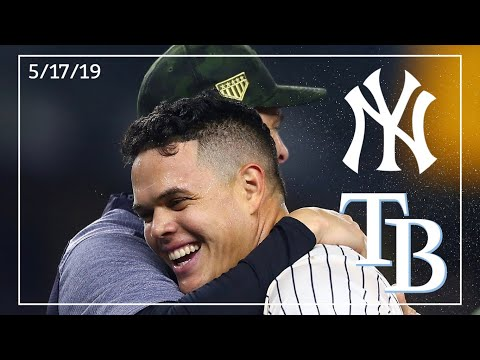 Tampa Bay Rays @ New York Yankees | Yankee Highlights | 5/17/19
