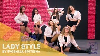 Selena Gomez–Good For You.Lady Style by Evgenija Spitsina.All Stars Dance Centre 2017
