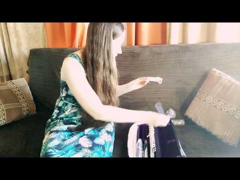 Trevor James Virtuoso flute: unboxing & the first couple of tones :)