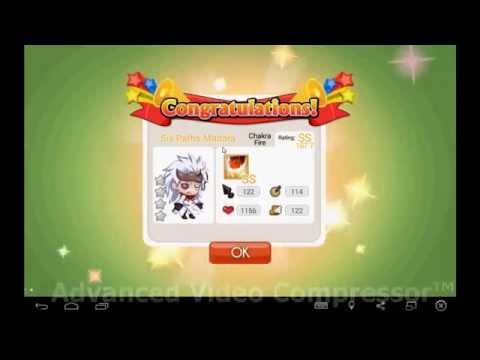 Video Cara Mendapatkan Ninja Class SS Di Ninja Heroes Baru