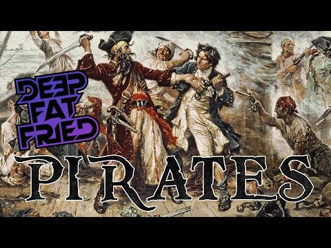 Download PIRATES = DEEP FAT FRIED HD Mp4 3GP Video and MP3