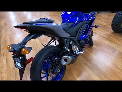 2020 Yamaha YZF-R3