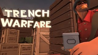 [TF2 SFM] Trench Warfare (Frontline)