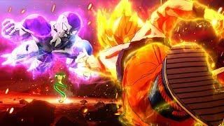 The Power of a SUPER SAIYAN! Goku vs Frieza! - Dragon Ball Z Kakarot