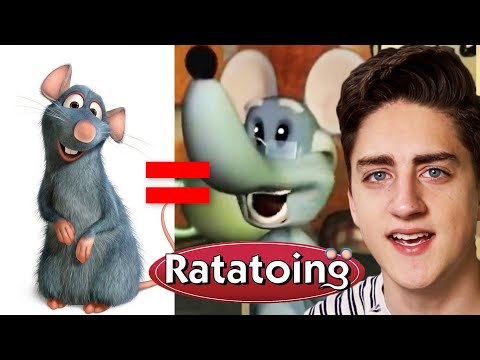 The Ratatouille Knockoff From Your Nightmares