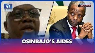 Yes! 35 People Were Removed From Osinbajo's Office – Garba Shehu
