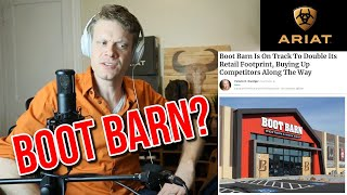 Boot Barn To Double Stores in SIX YEARS!?