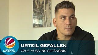 Eineinhalb Jahre Gefängnis: Rapper Gzuz muss in den Knast