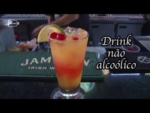 Confira passo a passo de drink sunset; veja vídeo