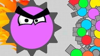 DIEP.IO FUNNY MOMENTS MASHUP!! // Spike Annihilation // Defeating Teams