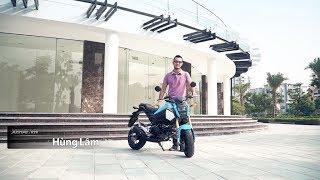 Đánh giá xe Honda MSX 125 - đậm chất cá tính giá 50 triệu  XEHAY.VN 