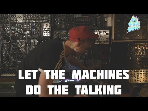 Evil Pt. II Let The Machines Do The Talking. Modular Synth Jam