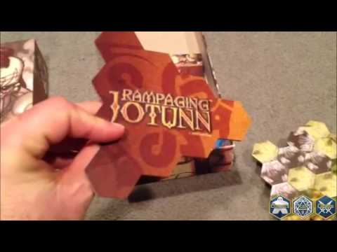 Gamers on Games Rampaging Jotunn Unboxing