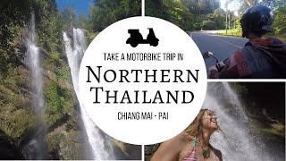 preview picture of video 'Motorbike Road Trip in Northern Thailand (Chiang Mai - Pai)'