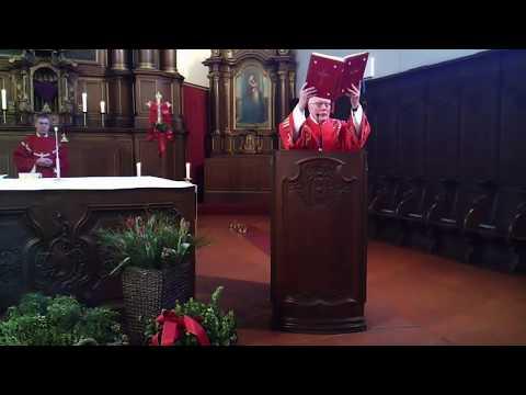 Hl. Messe zum Palmsonntag in St. Nikolaus Brüggen