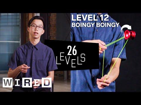 Incredible - 26 Astounding Yo-Yo Tricks