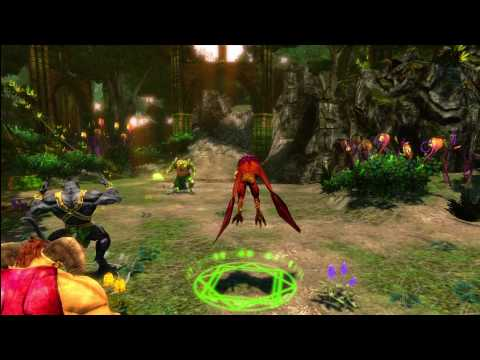 Chaotic : Shadow Warriors Xbox 360