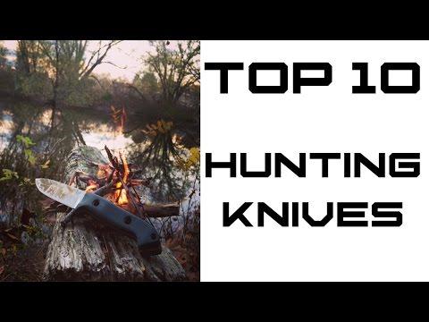 Top 10 Hunting Knives | KnifeHog
