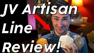 John Varvatos Artisan LINE Review! The Whole Line!