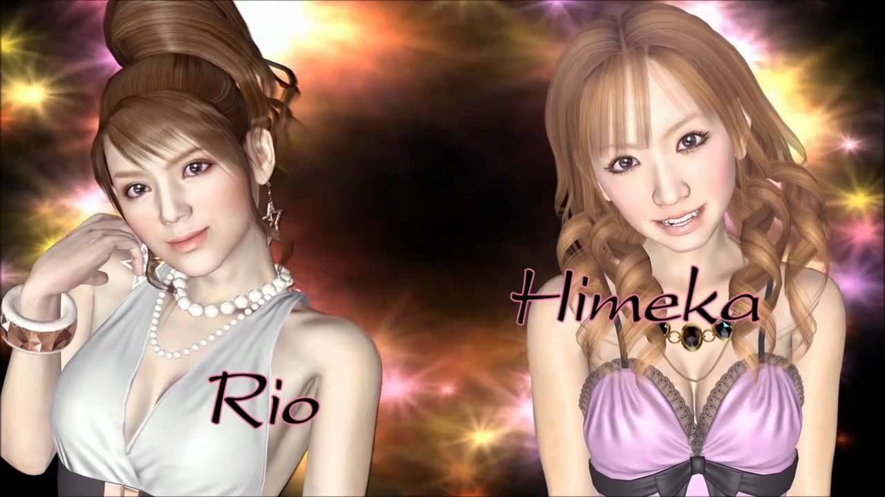 These Lovely Ladies Are Waiting For You In Yakuza 4's Hostess Clubs